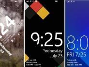 Modificare la schermata di blocco di Windows Phone