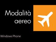 Come mettere la modalità aero su Windows Phone
