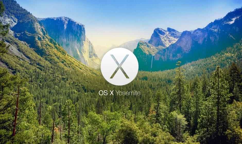 Come installare Mac OS X Yosemite