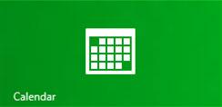 App Calendario Windows