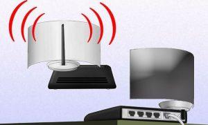 Potenza del segnale Wi-Fi