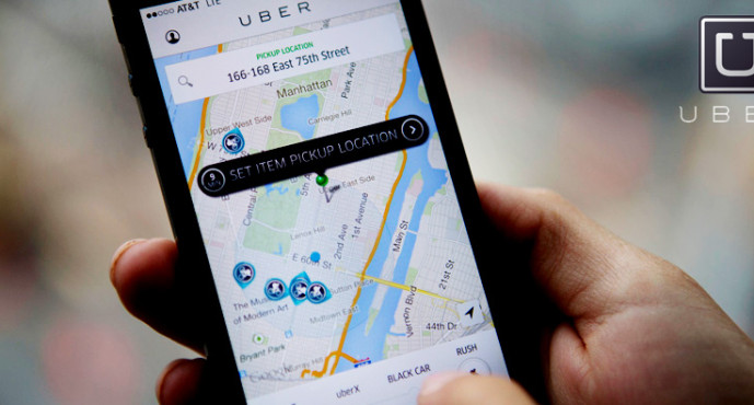 Uber taxi. Come funziona Uber App