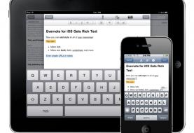 Evernote per iPhone: appunti sempre a portata di mano