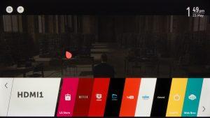 Lg Smart Tv con la nuova interfaccia più user friendly