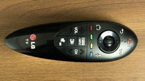 Il telecomando di un LG Smart Tv può essere usato come microfono per impartire comandi vocali