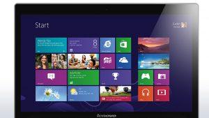 Lenovo IdeaPad U430 schermo