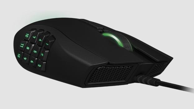 Razer Naga, super mouse per videogiochi
