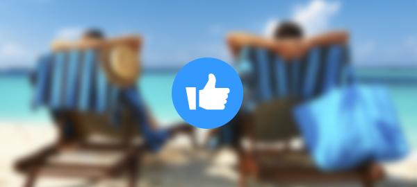 Non rivelare sui social i piani per la tua vacanza