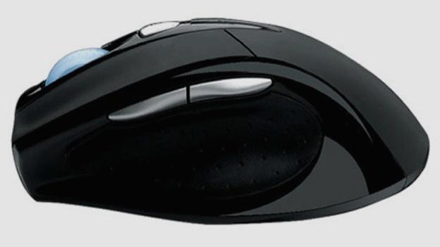 PureTrak Valor 3500DPI mouse per videgiochi di movimento