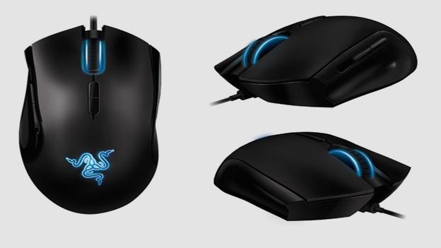 Razer Imperator mouse per il gaming che si aggiorna da solo