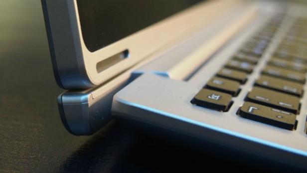 Recensione Acer Aspire Switch 11, tastiera