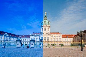 Se la foto digitale risulta essere troppo blu o rossa è necessario effettuare un bilanciamento del bianco