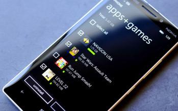Come cancellare App su Windows Phone