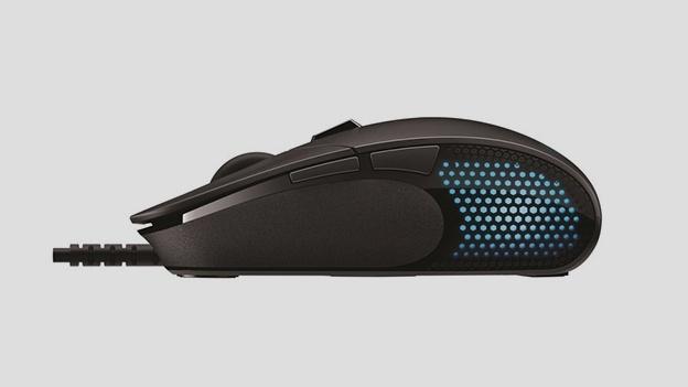 Logitech G302 Daedalus Prime eccellente mouse per videogiochi