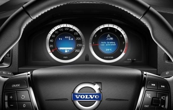 Cruscotto Volvo v60 con sensore Volvo integrato