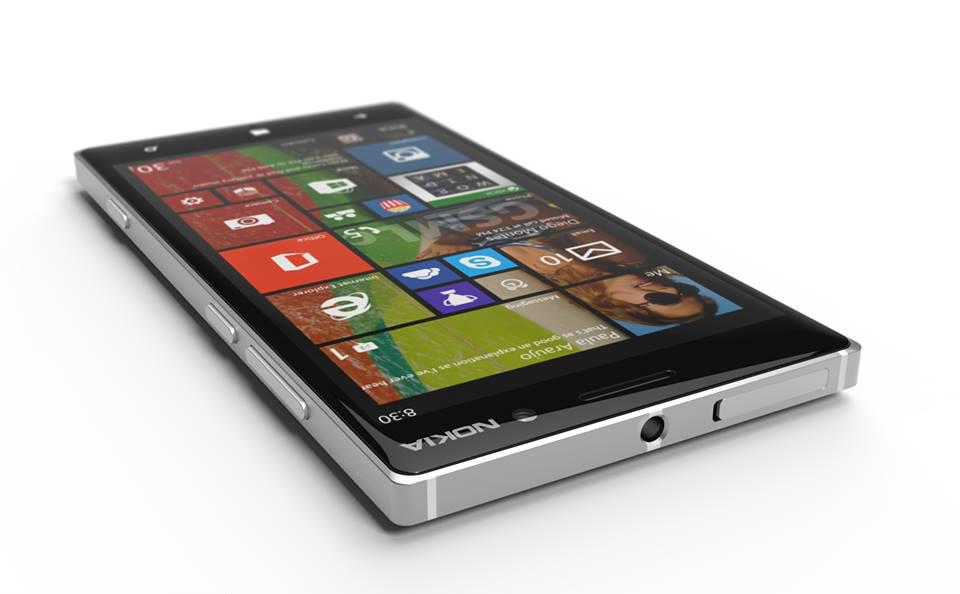 Caratteristiche Nokia Lumia 830, il modello
