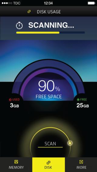 Le migliori applicazioni per accelerare lo smartphone: Checker