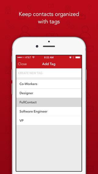 Le migliori applicazioni per accelerare lo smartphone: FullContact