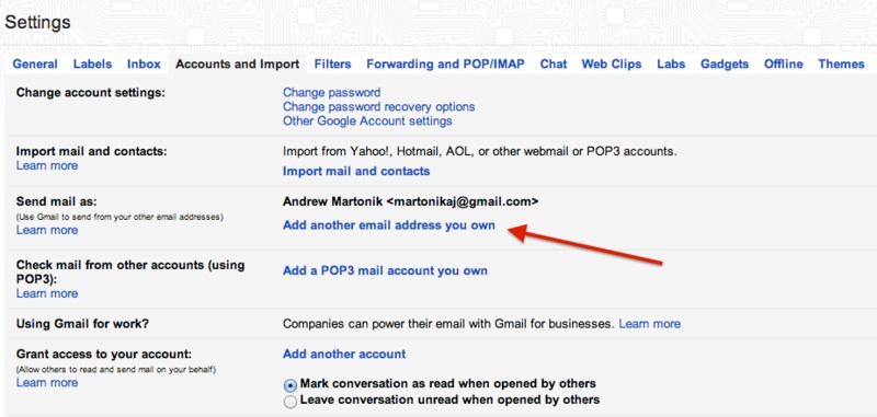 Usare Gmail per spedire e ricevere mail da altri account: configurare gli account aggiuntivi