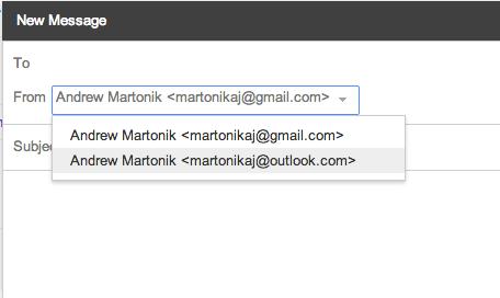 Usare Gmail per spedire e ricevere mail da altri account: ecco come scegliere da quale indirizzo inviare la posta