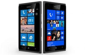 Impostazioni di Windows Phone 8: l'orientamento della tastiera