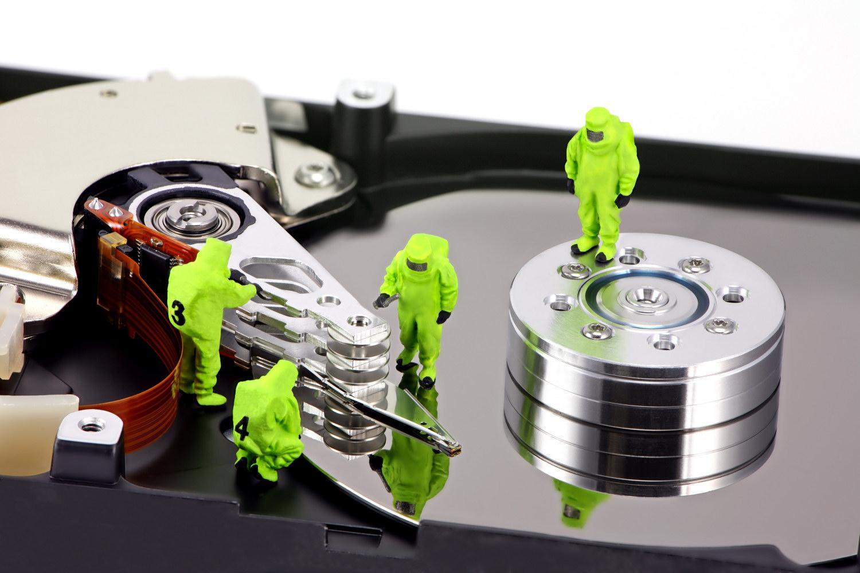 Recuperare dati da un PC rotto