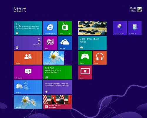 Personalizzare la schermata Start di Windows 8: aggiungi o rimuovi le tiles