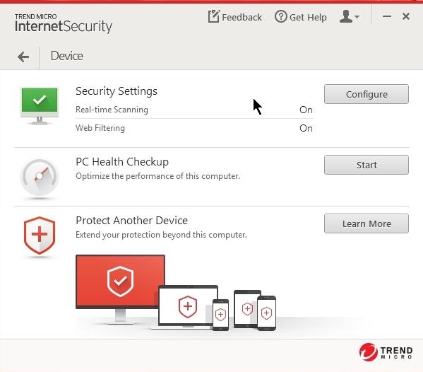 Trend Micro Internet Security 2015: prestazioni e caratteristiche di un antivirus completo ed economico