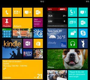 Impostazioni di Windows Phone 8: gli aggiornamenti automatici