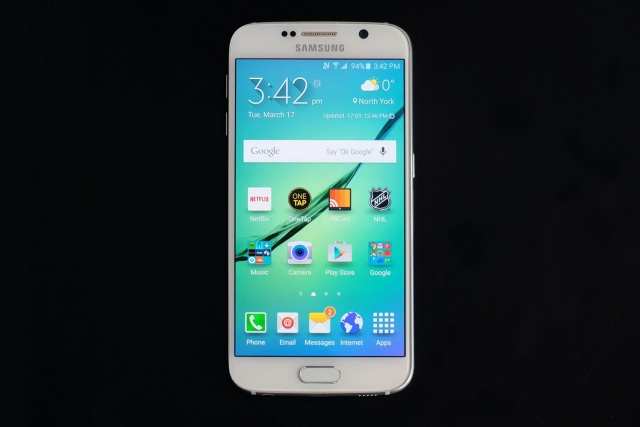 Samsung Galaxy S6: caratteristiche al top per uno smartphone di fascia alta.