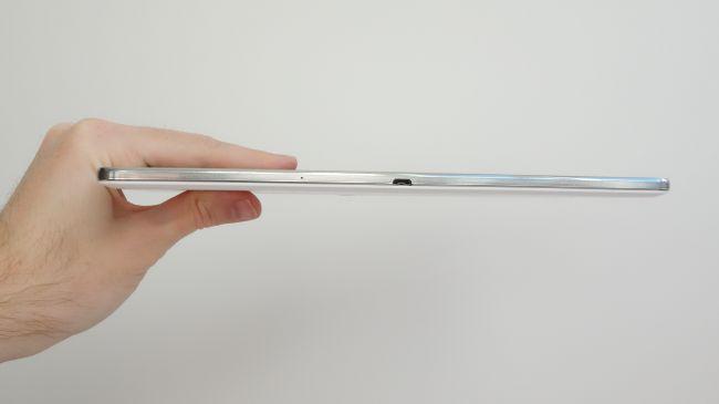 Samsung Galaxy Note 10.1: più sottile e leggero rispetto al passato.