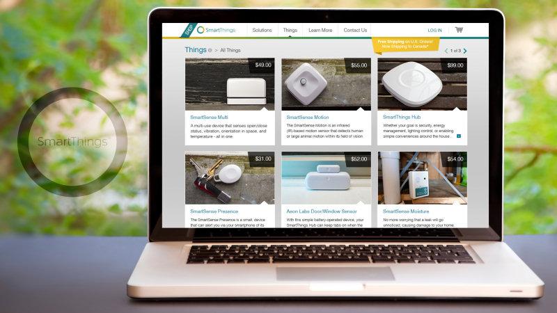 Samsung Artik: sarà possibile controllare da smartphone, tablet o computer tutti gli elettrodomestici di casa.