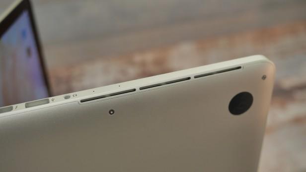 Gli altoparlanti del MacBook Pro 2015