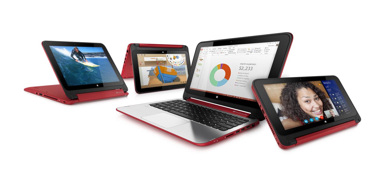 PC Hp Pavilion x360: il giusto compromesso tra prezzo e prestazioni