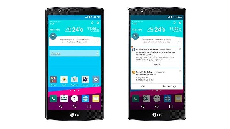 Recensione LG G4: di serie il nuovo Android 5.1