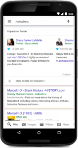 Indicizzare i tweet in Google è possibile grazie alla nuova integrazione fra i due partner
