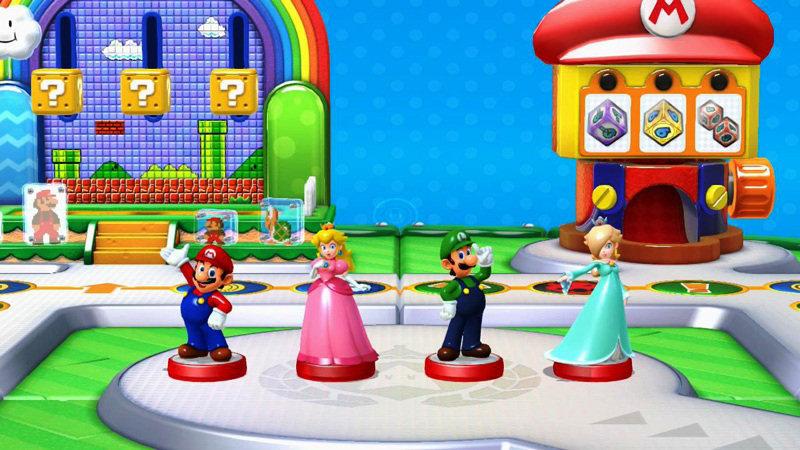 Mario Party 10: amiibo Party permette di fare un tuffo nel passato, riscoprendo i primi capitoli della saga.