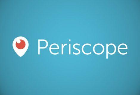 Periscope su Android. Come funziona