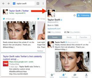 Indicizzare i tweet in Google ha portato a nuove pagine di ricerca