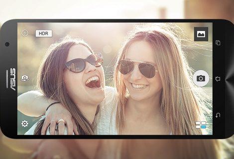 Asus ZenFone Selfie: lo smartphone per gli amanti degli autoscatti
