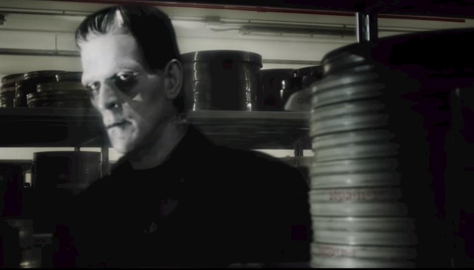 Frankenstein al MIC con Epson Moverio