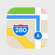iOS 9. Le caratteristiche e le novità: icona app Mappe