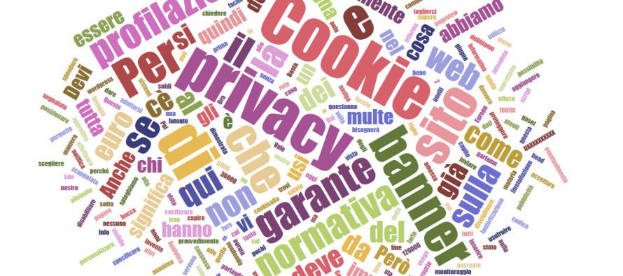 Legge e cookie. Garante risponde agli utenti. Esempi pratici