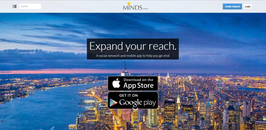 Minds.com, Anonymous annuncia la collaborazione con il nuovo Social.