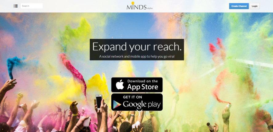 Minds.com, il primo Social Network Open Source per la privacy degli utenti.