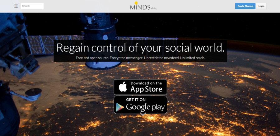 Minds.com, il codice Open Source potrà essere costantemente migliorato dagli sviluppatori e dalla community