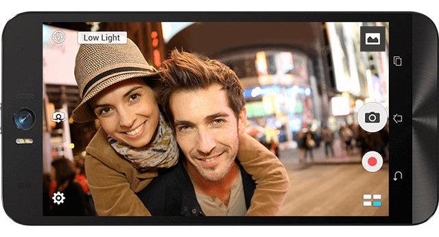 Asus ZenFone Selfie: foto sempre perfette anche con scarsa illuminazione.