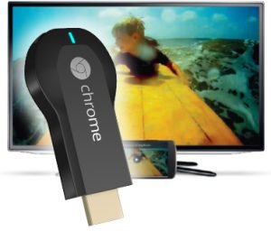 Con Google Cast il tuo Smart Tv Sony Bravia 2015 può accedere ai file memorizzato sulla chiavetta Chrome Cast