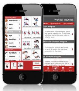 Full Fitness, Exercise Workout Trainer propone tantissime schede dettagliate di esercizi, guidando passo passo l'utente nello svolgimento