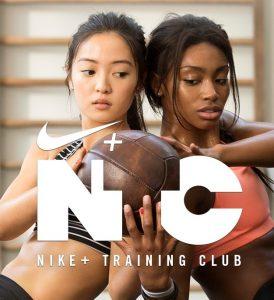 Con Nike+ Training Club sei a stretto contatto con una community di sportivi e puoi condividere il tuo programma di allenamento con i tuoi amici